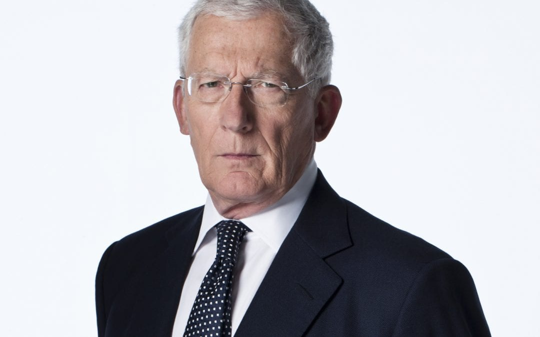 Countdown and The Apprentice star Nick Hewer to speak at The Sign Show 2020